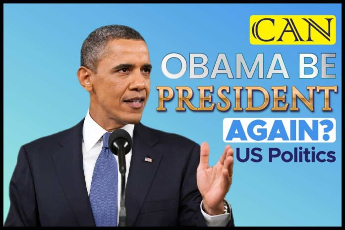 Can Obama Be President Again