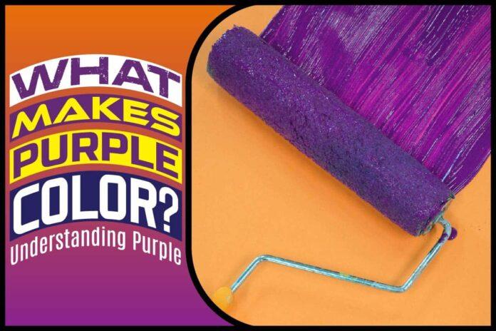 What Makes Purple Color