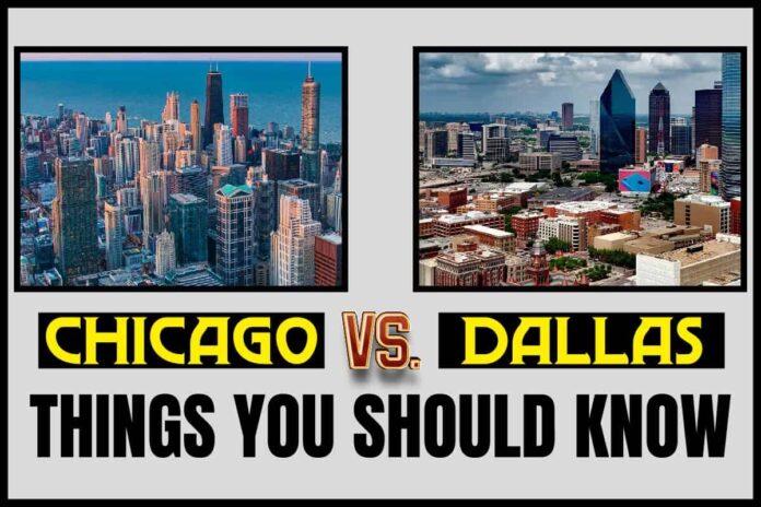 Chicago Vs. Dallas