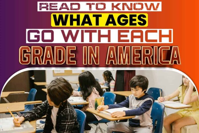 Read To Know What Ages Go With Each Grade In America.