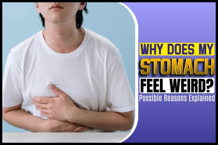 Why Does My Stomach Feel Weird.